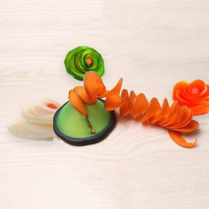 Garnish Spiral Cutter