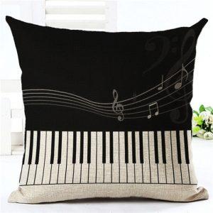 Music Series Pillowcases