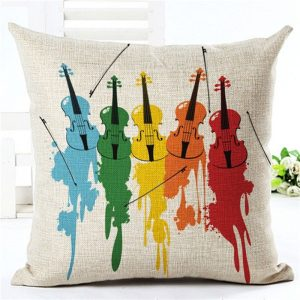 Music Series Pillowcases