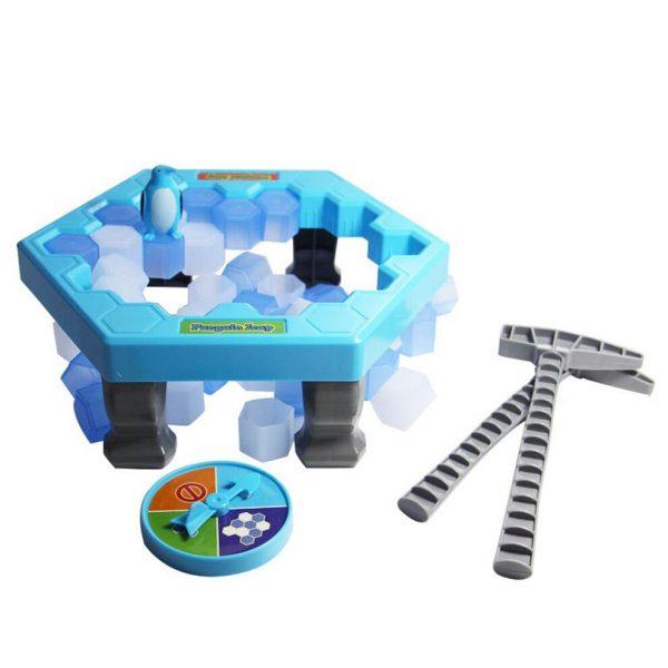Penguin Trap Board Game