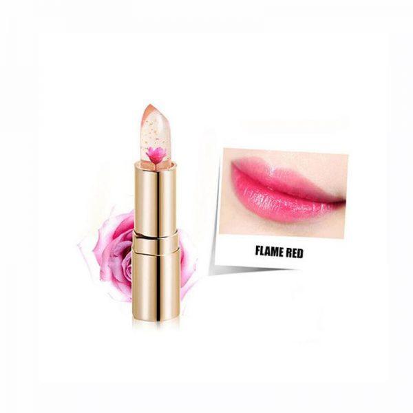 Temperature Change Flower Lipstick